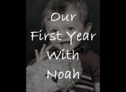 Our First Year With Noah